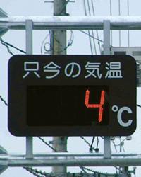 気温 只今 の